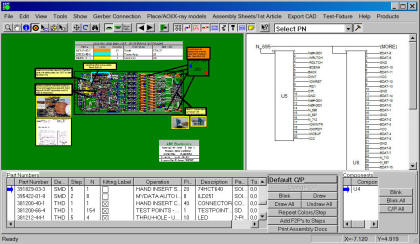 cad viewer gerber viewer - electronic manufacturing software - ems ...